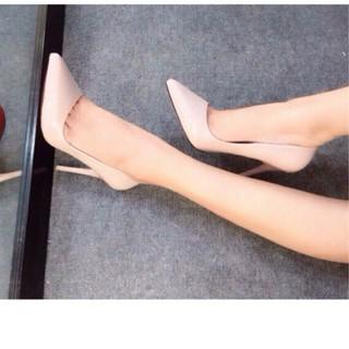 [Mã WAST337 hoàn 100% tối đa 10k xu đơn bất kỳ] Giày cao gót 9 phân da bóng 4 màu thumbnail