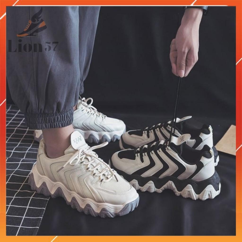 Giày sneaker thể thao nam nữ unisex ⚡FREESHIP⚡cao cấp Phong cách Hồng Kông thiết kế năng động hót nhất 2021