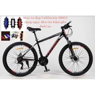 Xe đạp thể thao California 200CC nhập khẩu chính hãng cao cấp.Khung hợp kim nhôm không mối hàn.Bộ chuyển động Shimano. thumbnail