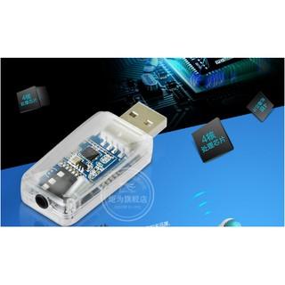 USB bluetooth Juwei xuất âm thanh cổng 3.5mm