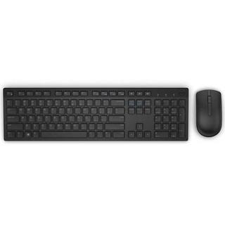 Bộ bàn phím và chuột không dây DELL KM636