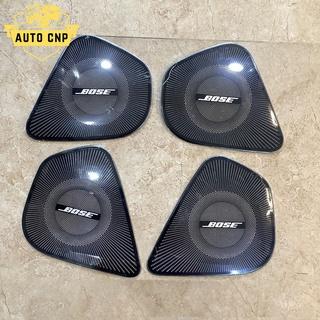 Ốp màng loa cho xe HYUNDAI I10 chất liệu thép mạ TITAN, bảo vệ khu vực loa sạch sẽ không bụi bặm AUTO CNP thumbnail
