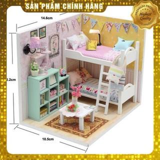 Mô hình đồ chơi lắp ráp DIY,dễ thương ,tinh tế