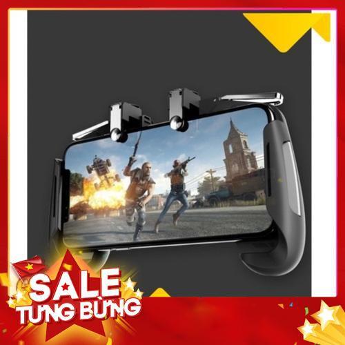 Tay Cầm Chơi Game PUBG AK – Combo siêu rẻ gồm tay cầm và 2 nút pubg cực nhạy và tiện lợi cho game thủ – Hàng nhập khẩu