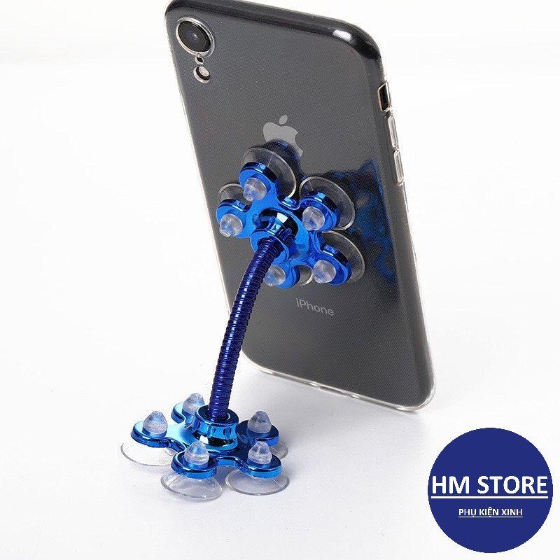 Kệ điện thoại, giá đỡ điện thoại hình bông hoa