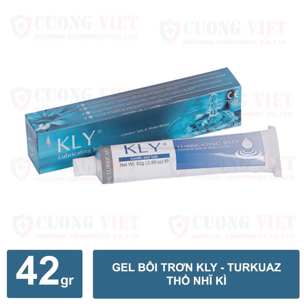 Gel bôi trơn KLY 42g Thổ Nhĩ Kì - 3091323 , 1335924504 , 322_1335924504 , 49000 , Gel-boi-tron-KLY-42g-Tho-Nhi-Ki-322_1335924504 , shopee.vn , Gel bôi trơn KLY 42g Thổ Nhĩ Kì