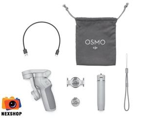 Gimbal chống rung điện thoại DJI Osmo Mobile 4 | Hàng chính hãng