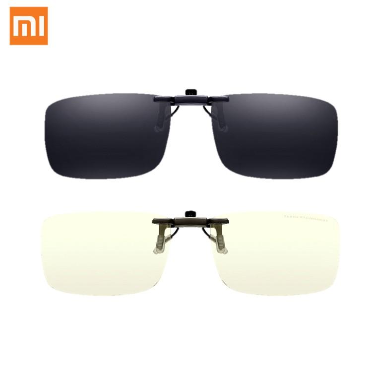 Mắt kính kẹp lọc ánh sáng xanh Xiaomi TS FM001 - Mắt kính kẹp Xiaomi TS SM009