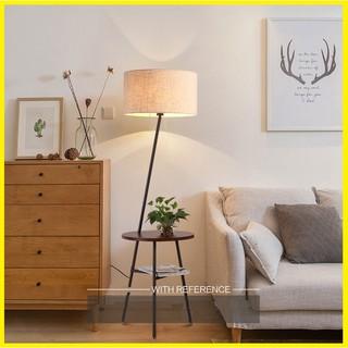 Đèn cây vintage trang trí phòng ngủ, phòng khách phong cách Bắc Âu Scandinavian DC0218 – HÀNG CÓ SẴN, TẶNG KÈM BÓNG LED