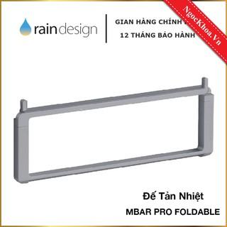 GIÁ ĐỠ TẢN NHIỆT RAIN DESIGN (USA) MBAR PRO FOLDABLE LAPTOP GRAY - RD-10082-10083 thumbnail