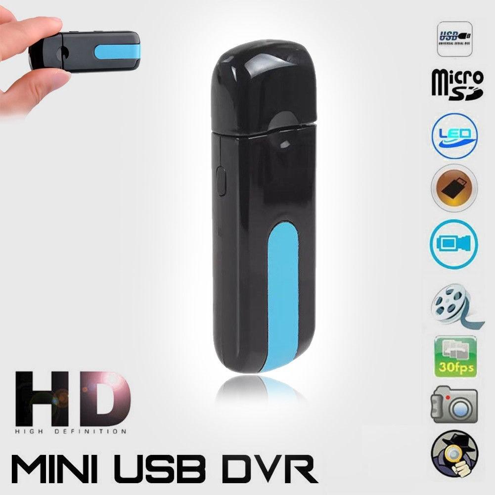 Camera Ngụy Trang Ghi Hình USB Mini