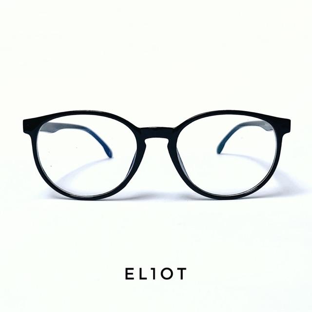 [Gọng Kính] Kính Thời Trang Tròn Basic Glasses 5,8 x 4,1cm