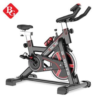 BG Xe đạp tập thể dục cao cấp SPINNING BIKE Model mới S500 BLACK thumbnail