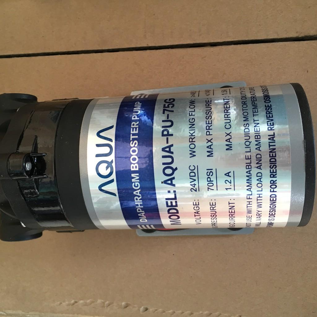Combo Bơm + Adapter 24V dùng trong lọc nước, phun sương