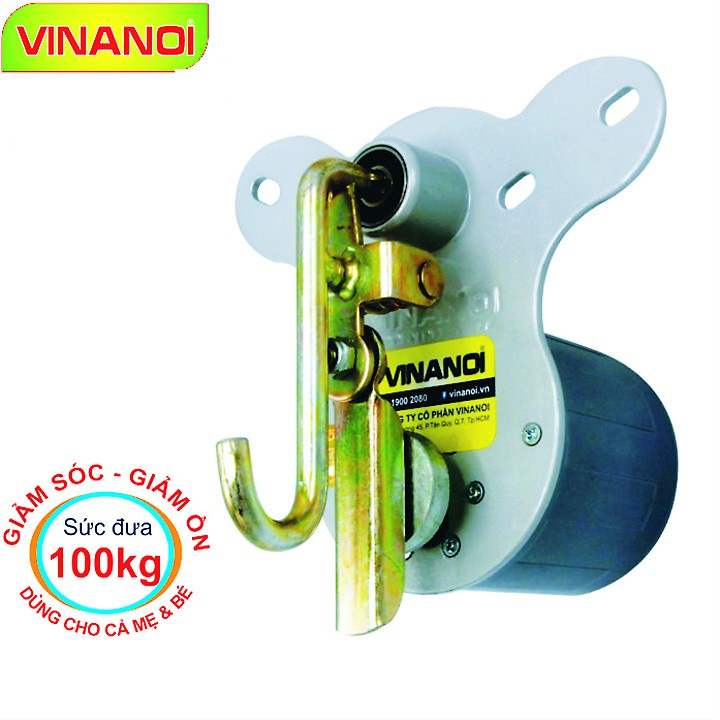 Máy đưa võng tự động cao cấp VINANOI VN365N,vận hành êm ái,hàng chính hãng