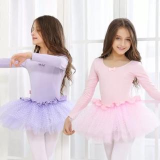 Váy múa ballet dài tay