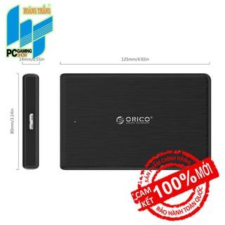 [Mã ELFLASH5 giảm 20K đơn 50K] Box ổ cứng 2.5'' Orico 2189U3 SSD/HDD Sata 3 USB 3.0