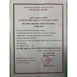 Ngũ Cốc Bầu Tuệ Minh Cao Cấp, Bột Ngũ Cốc Bà Bầu 25 Loại Hạt Thiên Nhiên Bổ Sung Dưỡng Chất Cho Thai Nhi (hộp 500 gram) 6