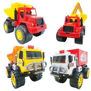 Xe đồ chơi loại to cho bé trai thương hiệu Việt Nam thumbnail