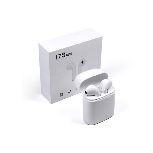 Tai nghe Bluetooth không dây i7s loại 1 kết nối 2 tai