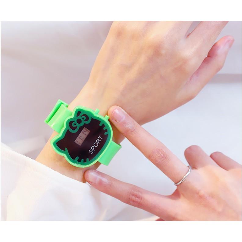 Đồng hồ trẻ em HelloKitty Ula Boutique dễ thương tiện lợi