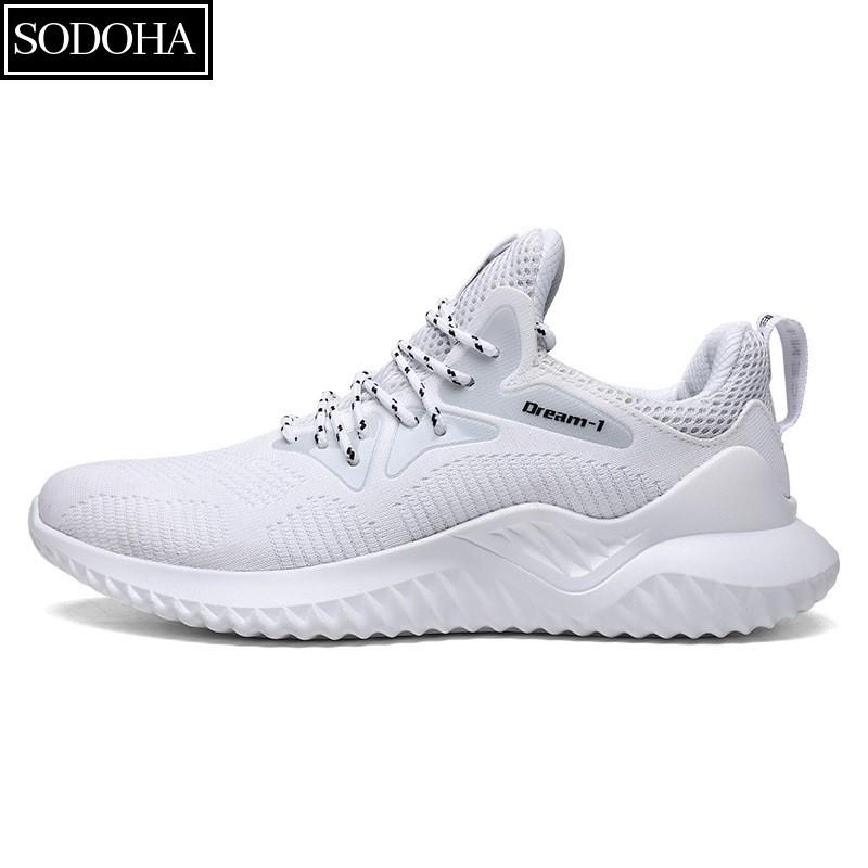 Giày Nam Thể Thao SODOHA SN1810 White