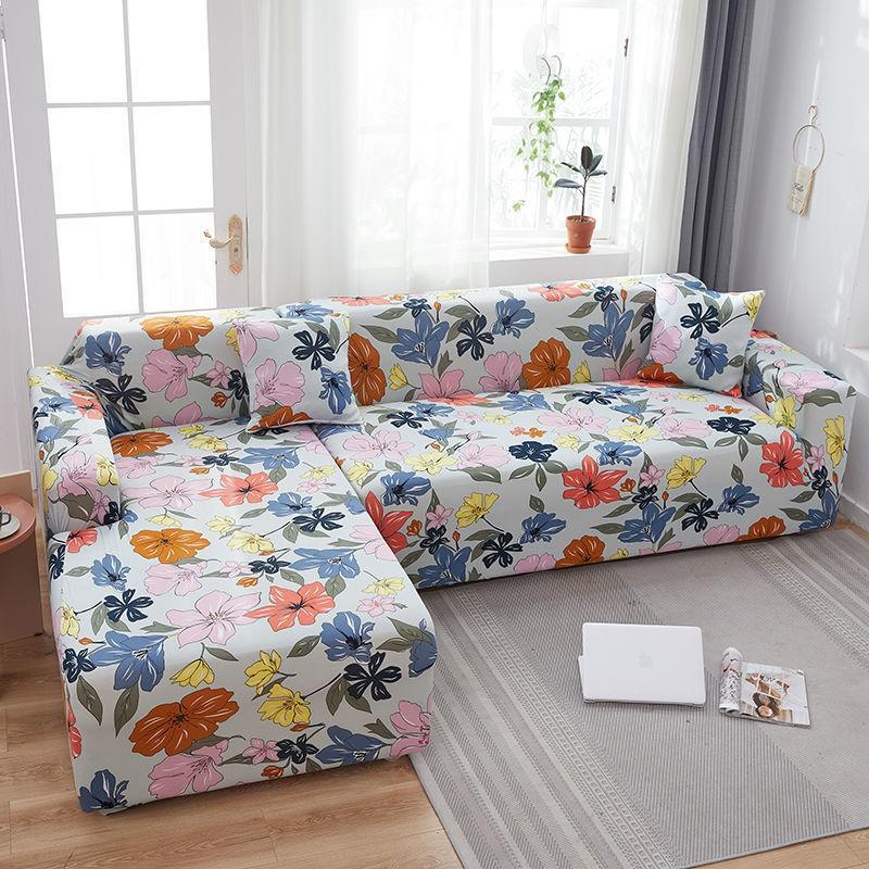 Bọc sofa, bọc sofa trang trí Mary có thể thu vào, phù hợp với sofa đơn kích thước đầy đủ
