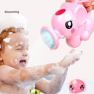 Sprinkling Cartoon Elephant Baby Bath Shower Toy Parent-child Interactive Game