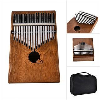Đàn kalimba bằng gỗ kết nối âm thanh