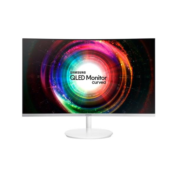 Màn hình cong Samsung LC32H711QEEXXV - LED