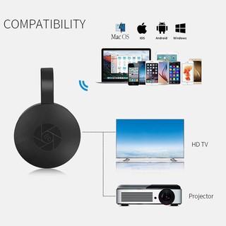 Thiết Bị Kết nối HDMI Không Dây 2.4G 5G Từ Mobile, Tablet, Laptop ra Tivi Chromecast 4K Google G2P thumbnail