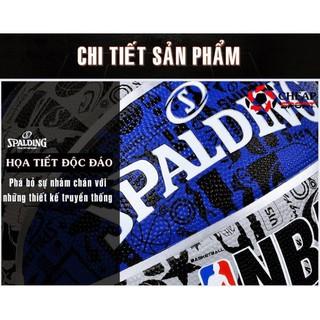 [Đỉnh Cao] Bóng Rổ Spalding Graffiti NBA Chính Hãng TỐT .
