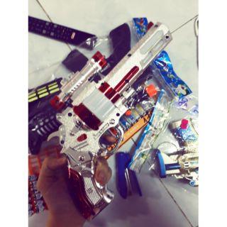 [Tặng kèm Pin] Đồ chơi súng trẻ em cao cấp có video minh họa