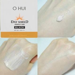 [1GÓI]Gói kem chống nắng OHUI Day Shield Perfect Sun Black 1ml 2