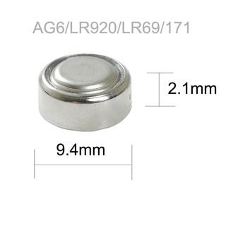 Pin LR920 dùng cho đồng hồ đeo tay 6 kim (Giá 1 viên) thumbnail