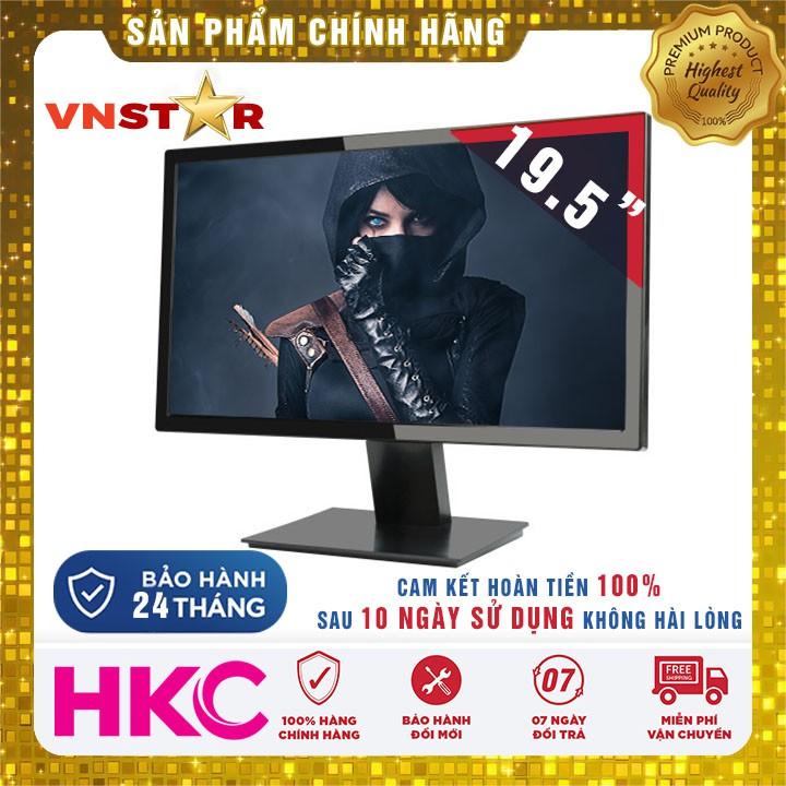 """Màn Hình Máy Tính HKC 19.5"""" Wide LED Monitor MB20S1 - Hàng Chính Hãng - Bảo Hành 24 Tháng"""