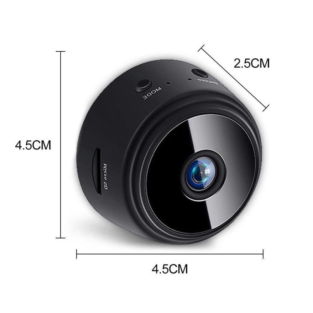 (Có Pin) Camera A9 Pro Giám sát Wifi Không Dây HD 1080P Camera An Ninh IP HỒNG NGOẠI Nhìn Đêm