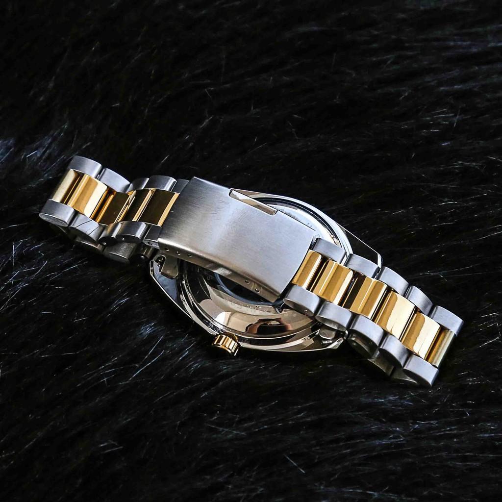 (TRỢ GIÁ KHỦNG) Đồng Hồ Cơ Nam LAOGESHI 795B thiết kế sang trọng. Máy lộ cơ tinh xảo có quà tặng