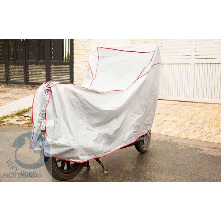 Combo 10 Bạt phủ xe máy cao cấp Trường thịnh - 04-09-88-0714