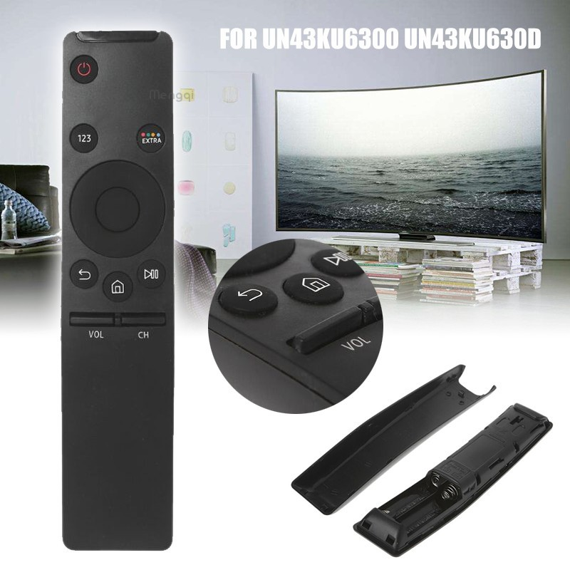 Samsung BN59-01266A Substitute Remote for BN5901241A Smart TV Remote Control