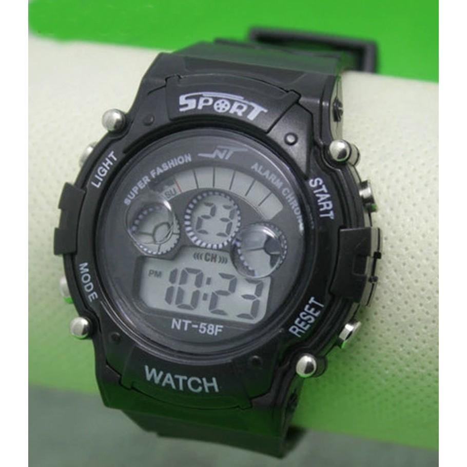 Đồng hồ trẻ em dây cao su NT56F