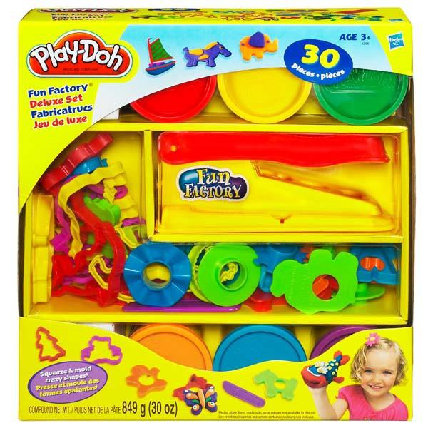 Đồ chơi bột nặn PlayDoh – Khuôn Tạo Hình Đa Dạng – 42951