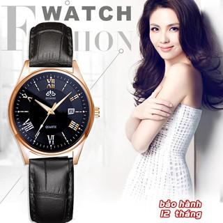 Đồng hồ nữ BOSKINE JAPAN Máy Nhật Bản - Lịch Ngày Cao Cấp thumbnail