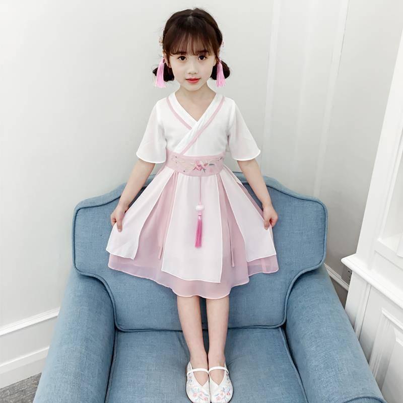 váy kiểu dáng trung quốc cho bé gái - 22632645 , 2714210449 , 322_2714210449 , 331200 , vay-kieu-dang-trung-quoc-cho-be-gai-322_2714210449 , shopee.vn , váy kiểu dáng trung quốc cho bé gái