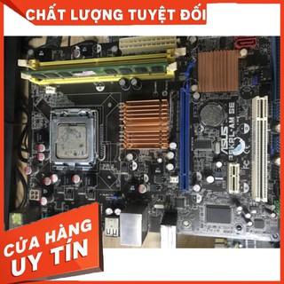 Combo Main G31, cpu 8400, ram 2gb thumbnail