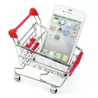 Đồ chơi xe đẩy hàng siêu thị mini