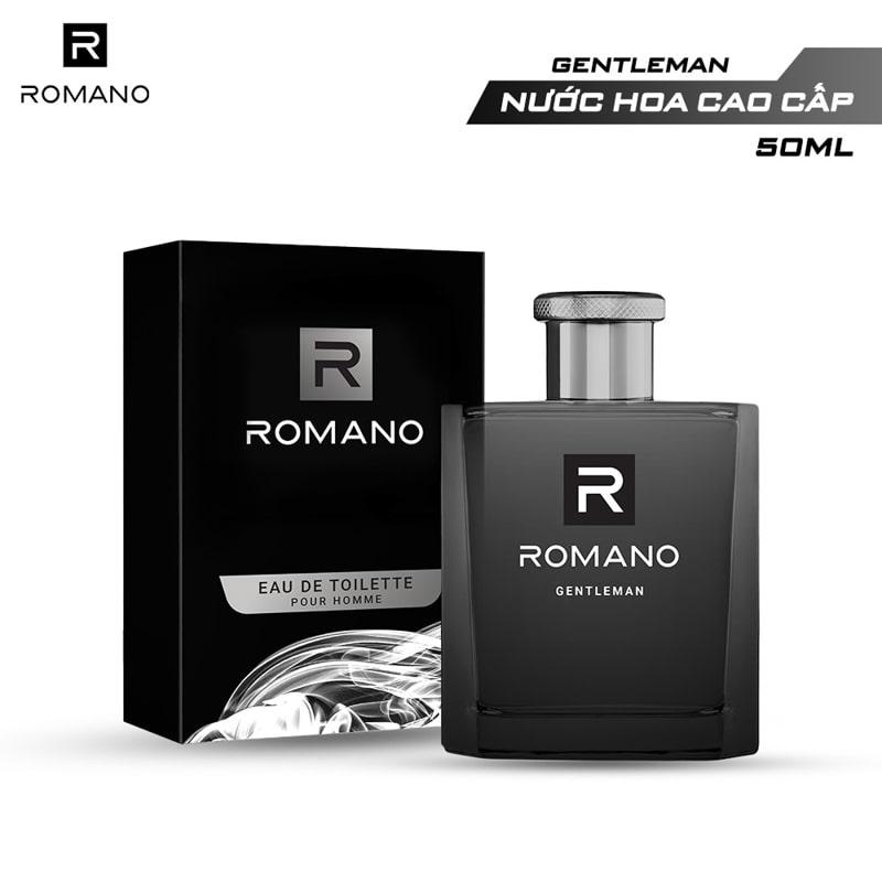 Nước hoa Romano 50ml Gentleman