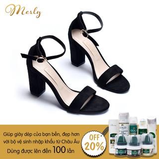 Giày sandal cao gót Merly 1134