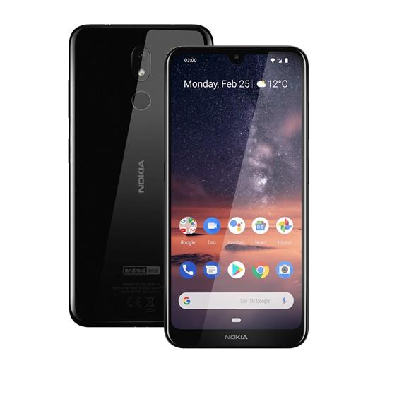 Điện thoại Nokia 3.2 3GB 32GB - Hàng chính hãng