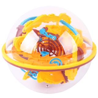First Stage 100 Levels Magic IQ Ball 3D Maze Ball UFO Ball 101104